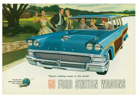 Ford Station wagon