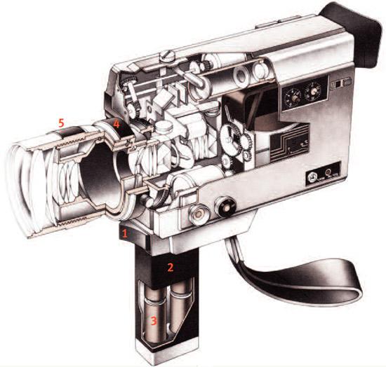 Super8-camera