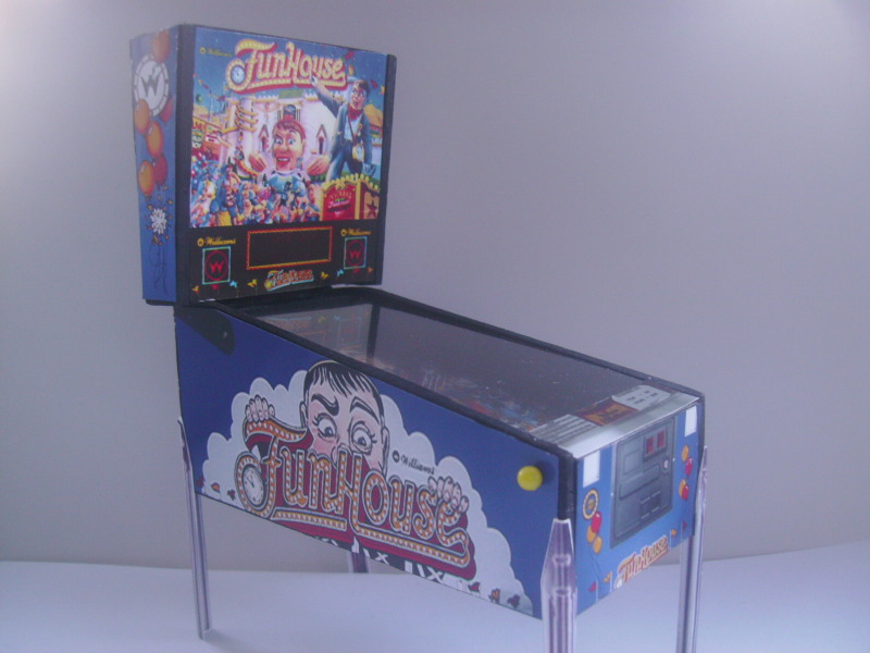 Funhouse miniaturized