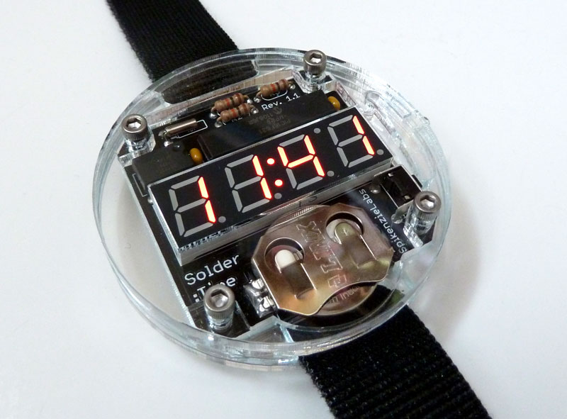 It's Solder : Time!
