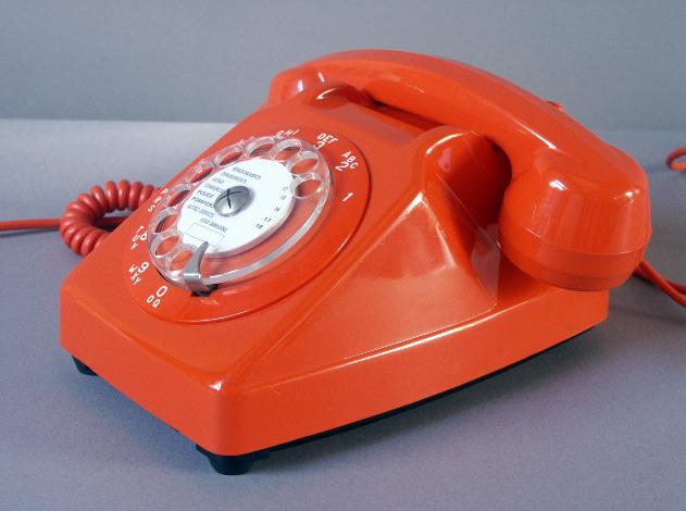 Original S63 in orange