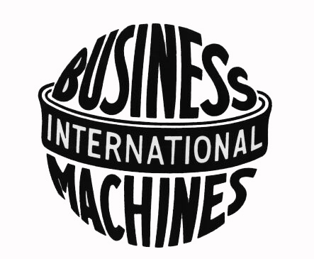 IBM's 1924 logo