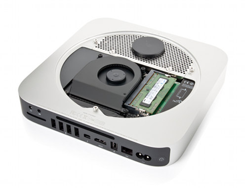 Mac Mini, under the hood