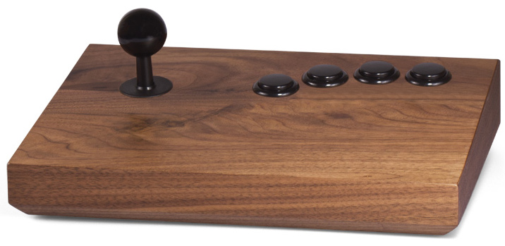 Ebony and Walnutty...