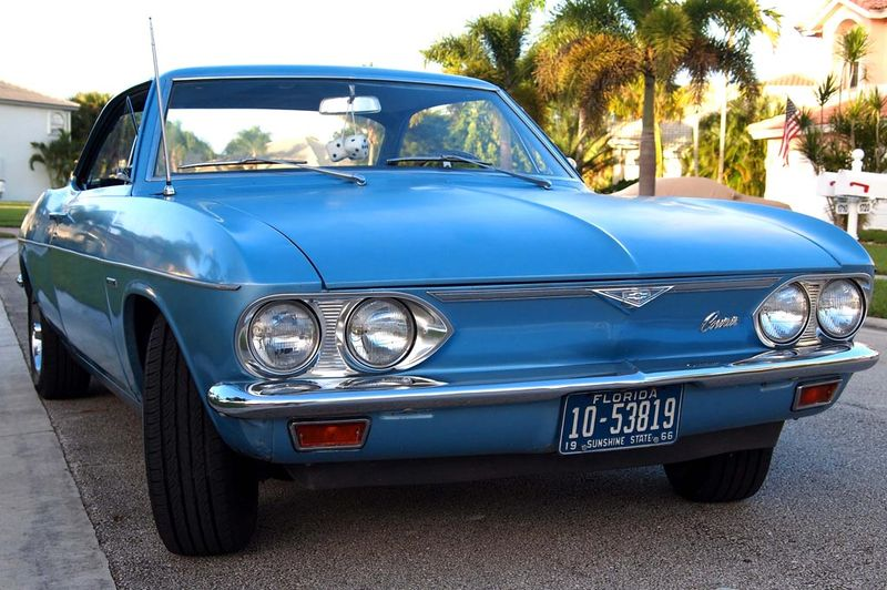 Michael's 1966 coupe...