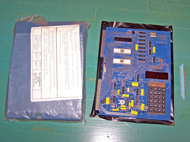 Commodore KIM-1 computer
