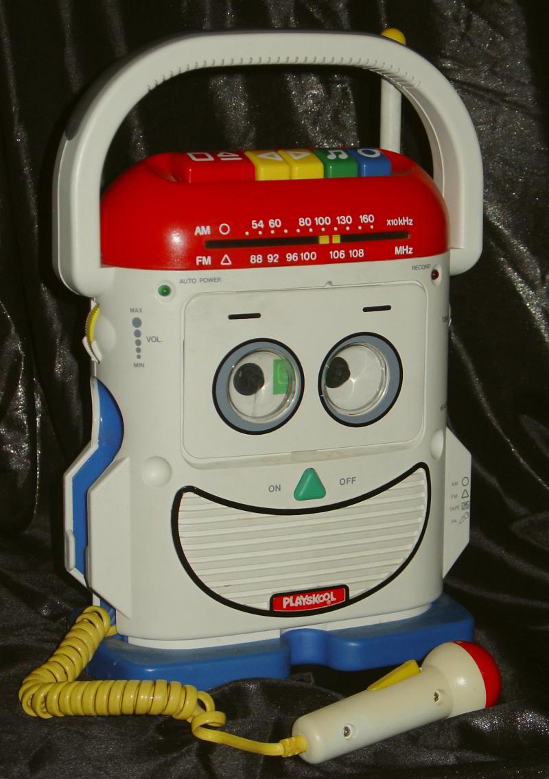 Rockin robot
