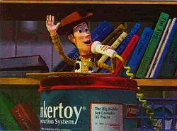 Woody speech