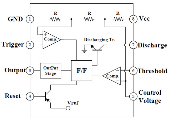 555 block diagram
