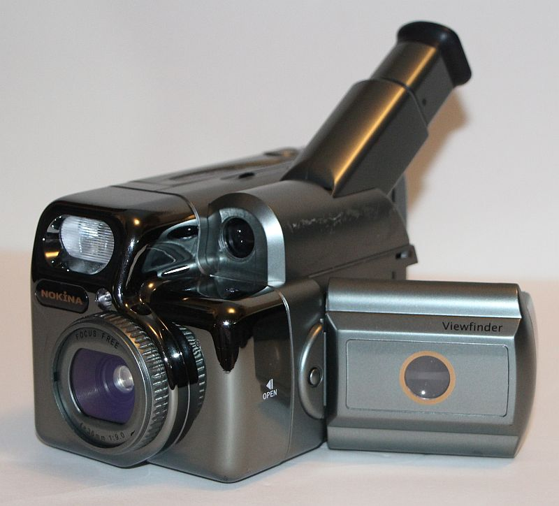 Retro Thing: Convergence X: Fake Camcorder Does It All - Except ...