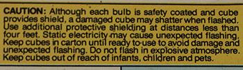 Warning 325