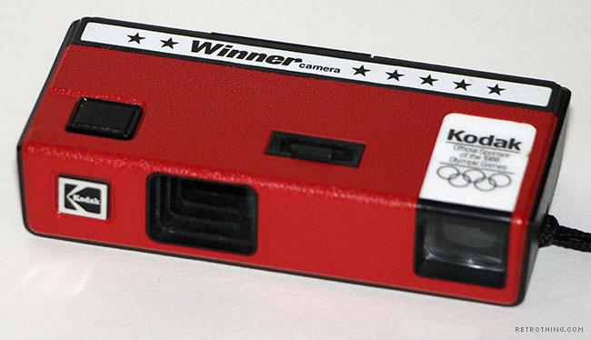 Kodak winner