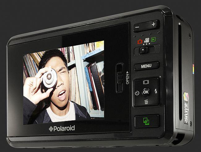 Polaroid z2300 body