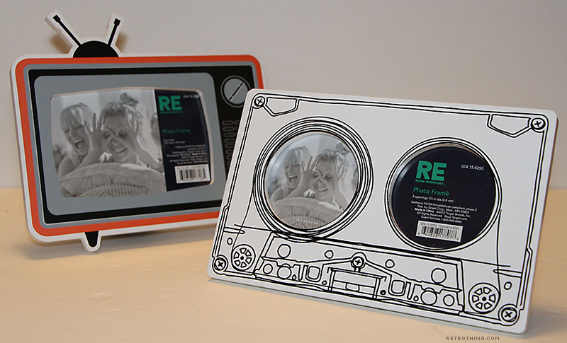Retro Thing: Retro Picture Frames At Target