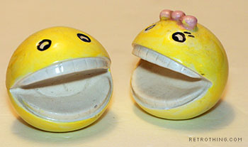 Pac man ceramics