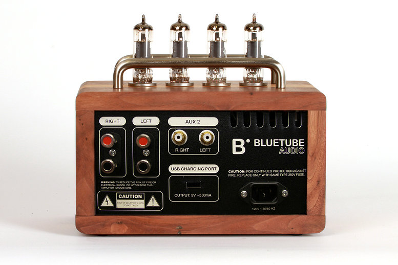BlueTube rear