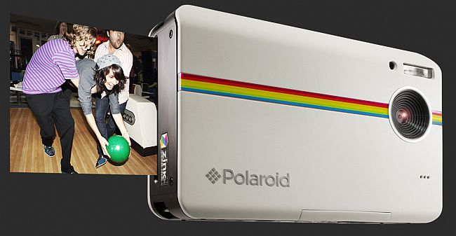 Polaroid z2300 headline