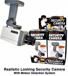 Fake-security-camera