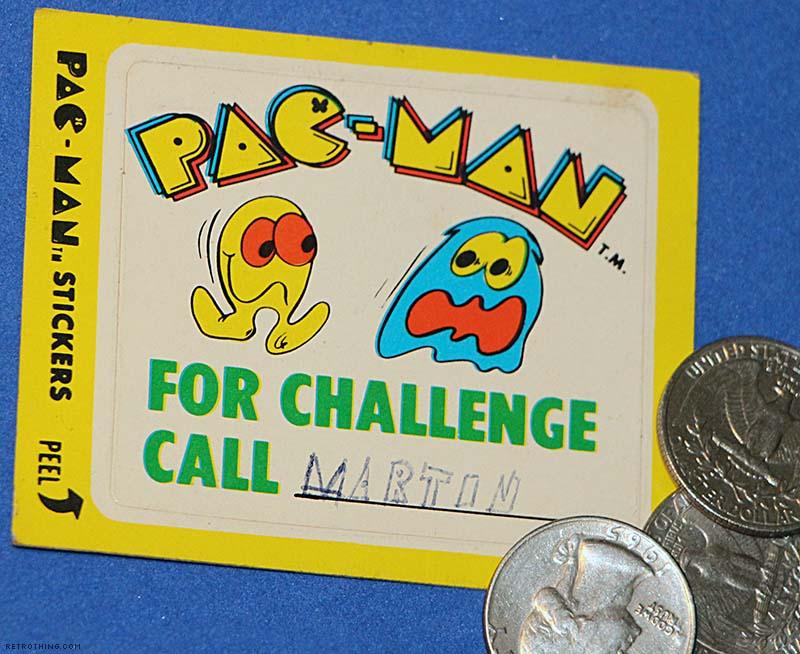Pac-man challenge 800