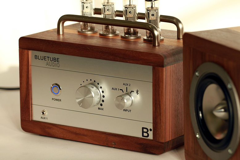 BlueTube amplifier