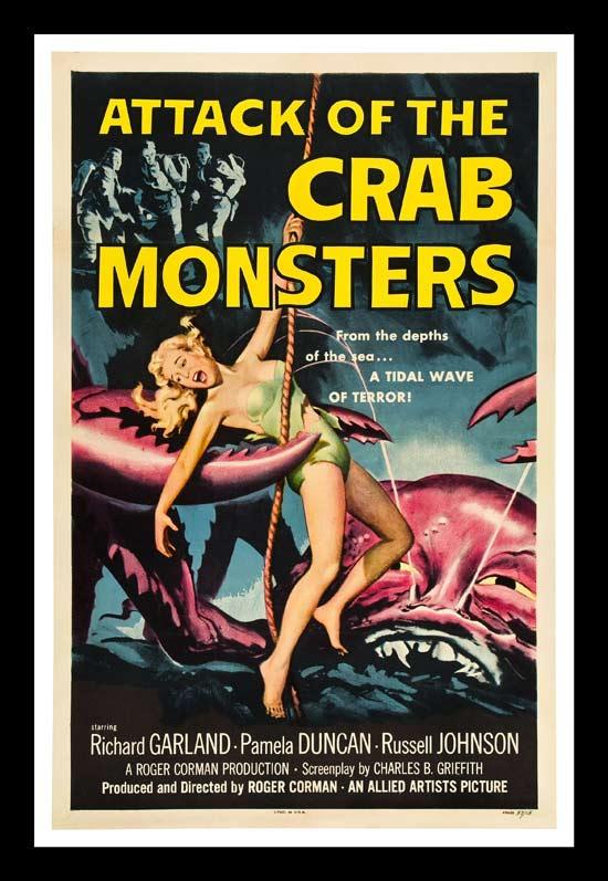 Beware of Crabs