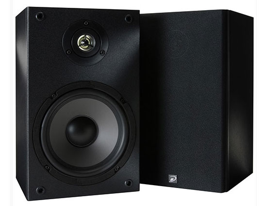 Dayton B652 Bookshelf Speakers