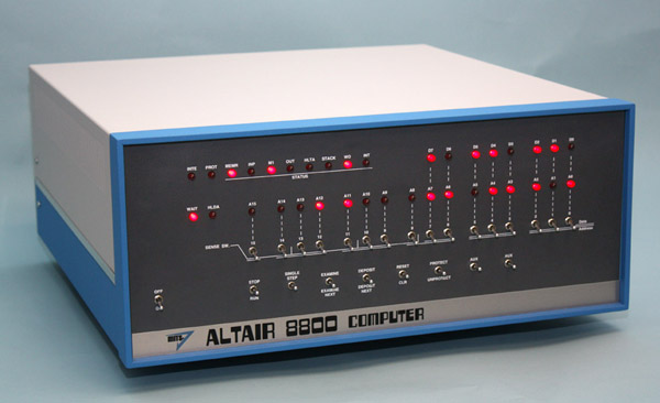 New Altair 8800 Clone