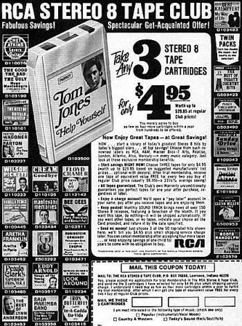 Record co ad