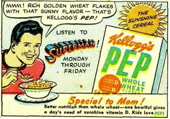 Supermanradio pep ad