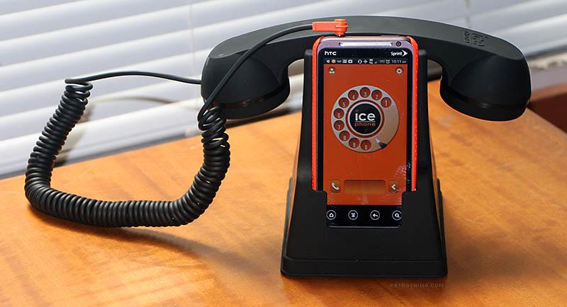 Ice phone HLINE