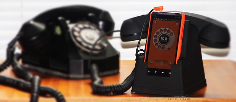 Icephone_old phone