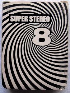 1960s 8 Track Cassette Tape Box MINI