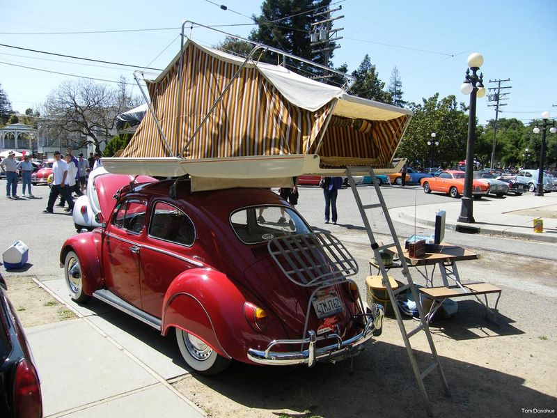 Beetle-camper