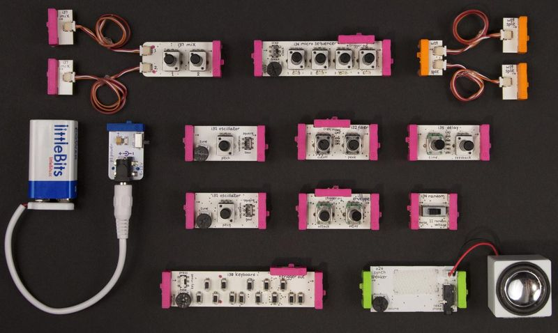 Littlebits-modules