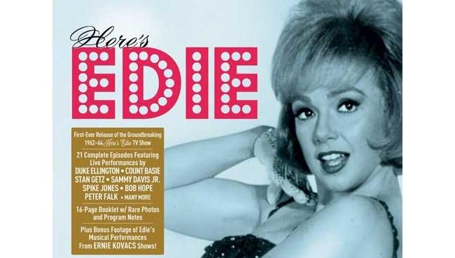 Retro Thing: Edie Adams Variety TV Series First Time On DVD