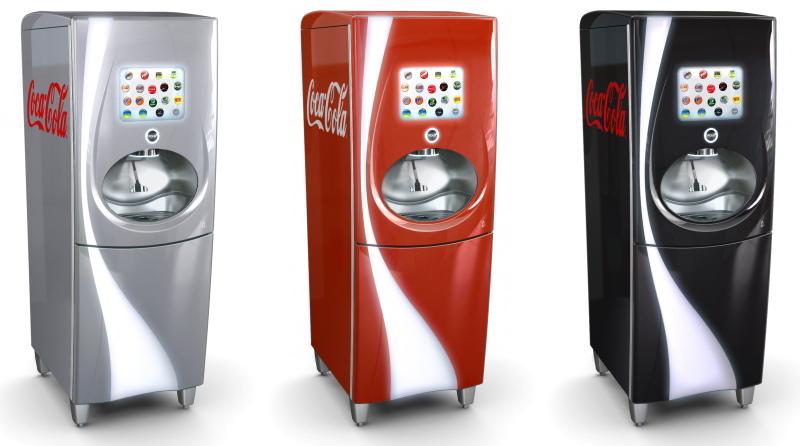 Coke - freestyle trio 800