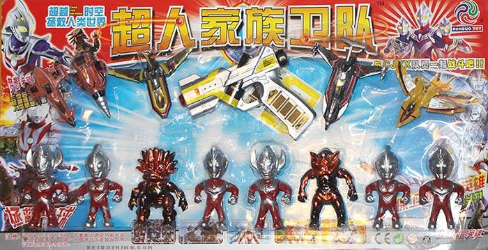 Ultraman-pkg-HLIN