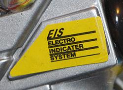 EIS-sticker