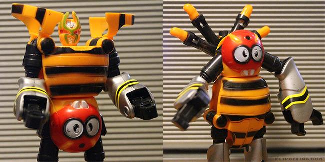 Robo-bumble-bee