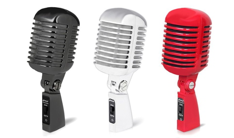 Pyle mics trio 800
