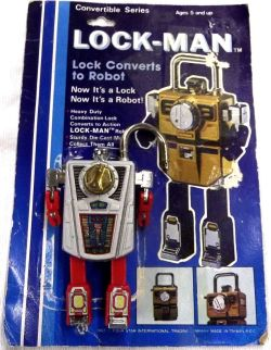 Lock man package mini
