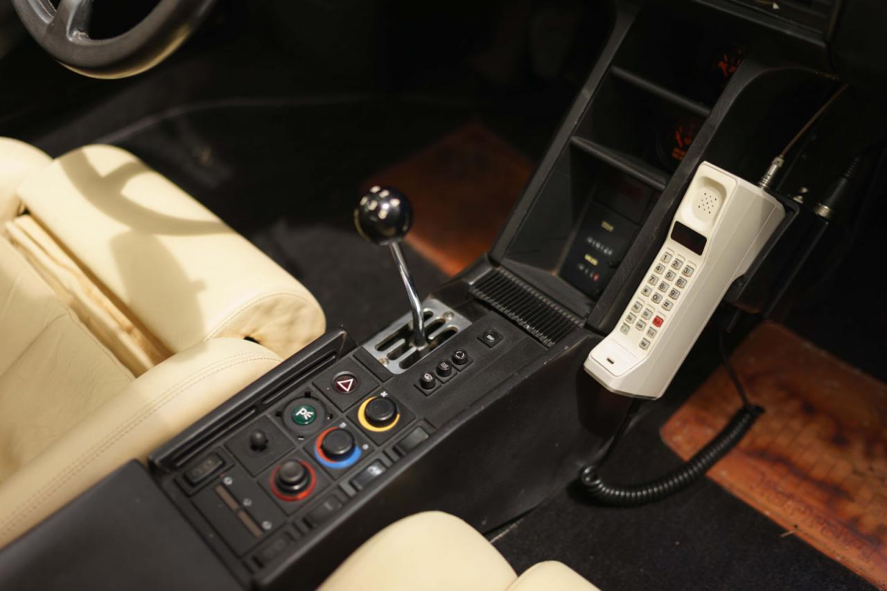 Retro Thing: Miami Vice Ferrari Testarossa For Sale