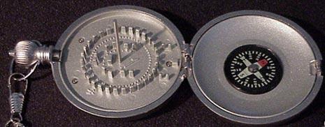 Stonehenge pocket watch
