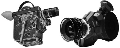 16mm cams