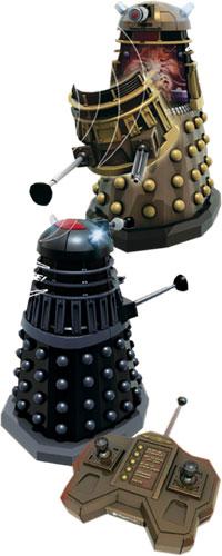 Battle Dalek Set