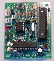 Oscclockboard