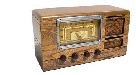 1929 Spartan radio