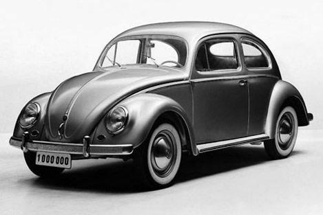 Millionth beetle