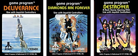 classic 1970s games that