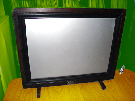 Bell Howell Flat Screen For Your Film Projector